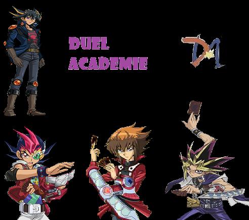 Bienvenue sur le site de la duel academie